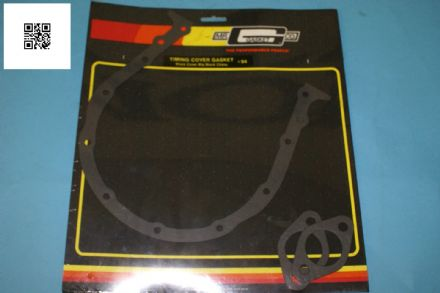 1966-1974 Corvette C2 C3 Big Block, Timing Cover Gasket, Mr Gasket #94, New
